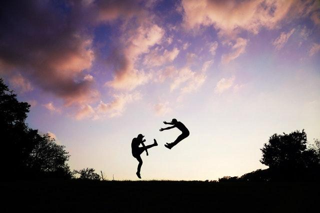 Agar Ilmu Karate Lebih Berguna: Cerita di GOR Panglegur Sumenep